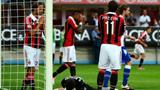 视频集锦:米兰主场0-1桑普 赛季首战出师不利