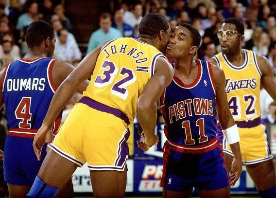 NBA中那些坏孩子 篮球之神并非你想的那么和蔼