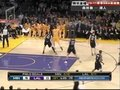 视频:森林狼vs湖人 加索尔挺身干拔跳投命中