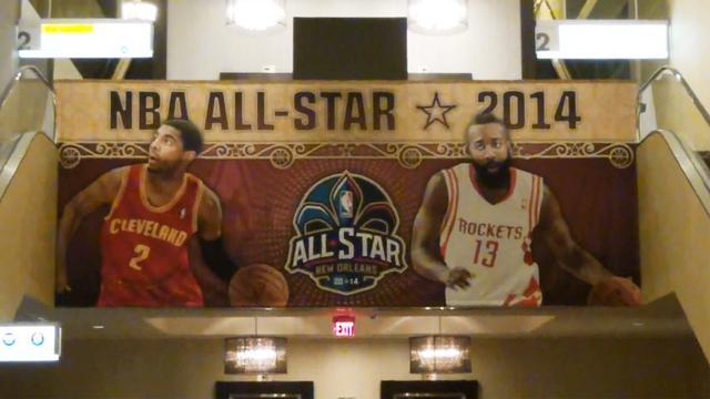 玩转全明星:揭秘新奥尔良城的NBA情缘