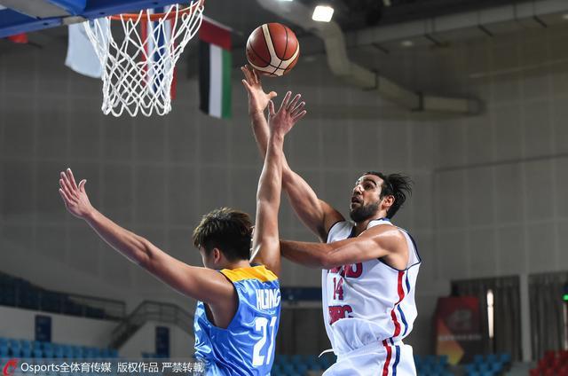 篮球亚冠-伊朗霸主轻取宝岛冠军 率先晋级4强