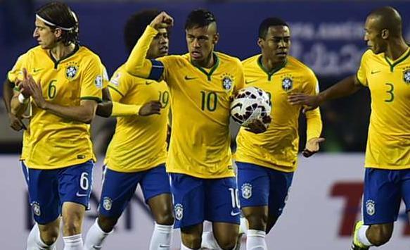 内马尔已经离开巴西队-内马尔正式道歉 我错了 离队因受不了没球踢图片