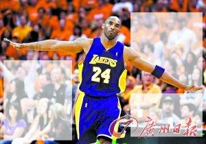 "NBA总决赛:两个""人""的战争"