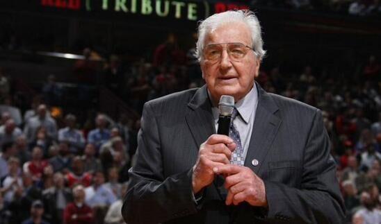 NBA名人堂巨星去世 曾入选50大巨星和麦肯齐名