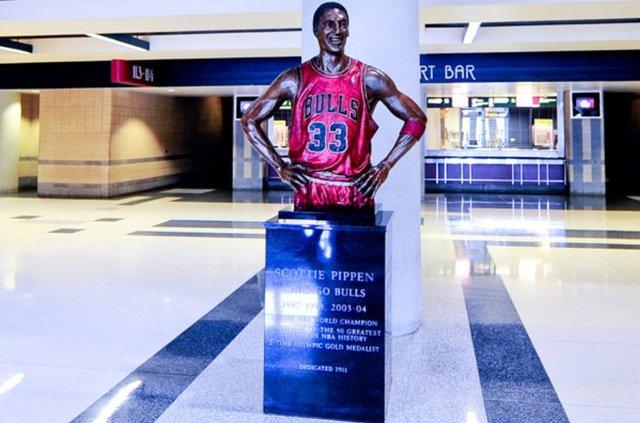 NBA游记(22):公牛主场为何永远爆满?
