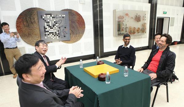 阿尔法狗2.0版来了!人工智能要摒弃人类棋谱
