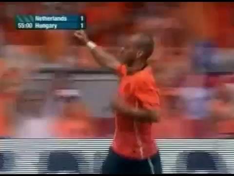 视频:斯内德包抄轻松破门 在国家队顺风顺水