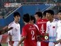 视频:比赛接近尾声 中国队急火攻心进攻犯规