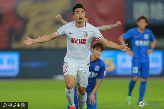 赵旭日:踢球必须承受质疑 只想珍惜场上每分钟