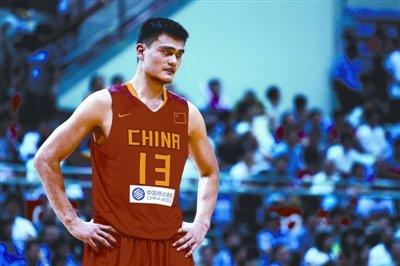 美媒怀疑姚明并未完全退役 猜测或为男篮效力