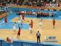 中国61-54领先韩国