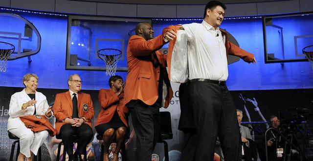 名人堂:篮球第一圣殿 胜过总冠军的最高荣誉
