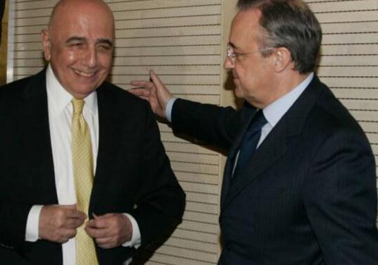 皇马主席邀加利亚尼任职 米兰31年管家再就业
