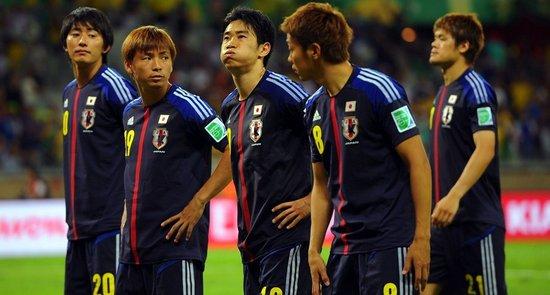 日本旅欧14人也引外援 穆里奇咋就不能进国足