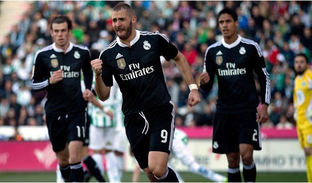 皇马新赛季已轰100球 C罗缺阵贝尔将成新领袖