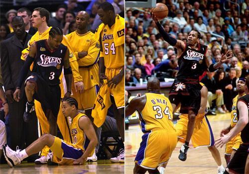 NBA史上进攻最恐怖控卫!库里完胜巅峰艾弗森