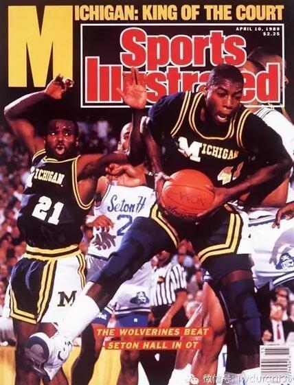 NCAA精彩程度已超NBA 密西根五虎创造神话