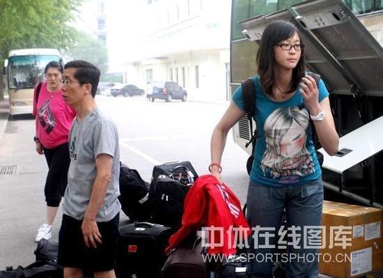 中国女排总统杯凯旋 俞觉敏谈俄罗斯之行收获