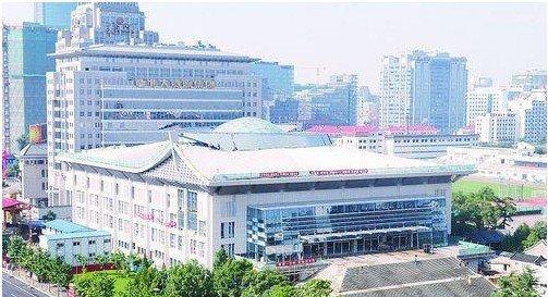 大学运动设施中国不逊美国 硬件均居世界一流