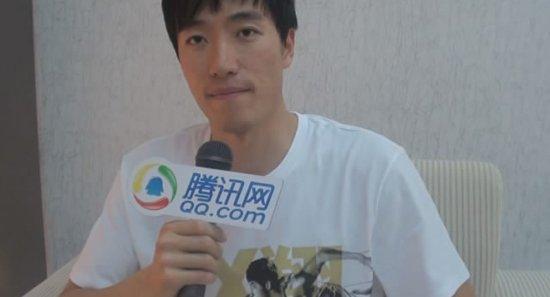 腾讯独家专访刘翔:状态并不好 27岁的我更强