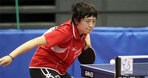韩乒归化小将:没说想击败中国 比国内挣得多