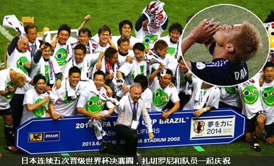 【深度】体制不变 中国足球永远不如日本