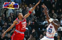 NBA30大绝技之乔丹后仰:逆天身体创跳投艺术
