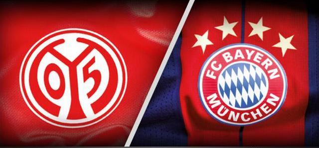 拜仁VS美因茨前瞻:艰难客场追8连胜 新伤3人