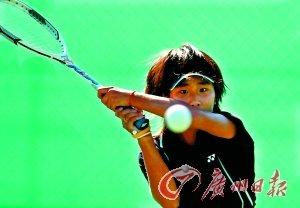 观赏门道 软式网球