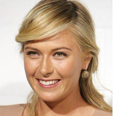 莎娃25岁生日快乐 她让网球更加璀璨夺目(图)