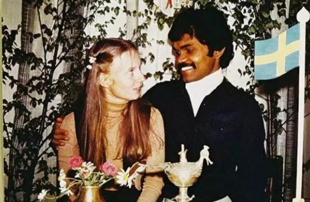 印度穷小子骑行4个月 只为看其瑞典贵族妻子