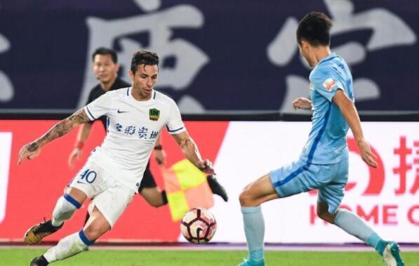 曝贵州9场6球锋霸难回西甲 中国球队有意挖角