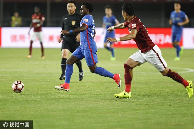GIF-彭欣力因伤退场 卡尔德克头球2连击终破门