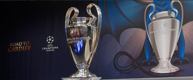 欧冠最新夺冠赔率:皇马尤文并列 马竞紧随其后