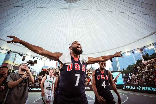 3X3世锦赛-卫冕冠军止步八强 美国男篮进决赛