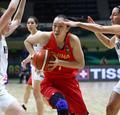 高清:女篮亚洲杯大胜新西兰 邵婷持球突内线