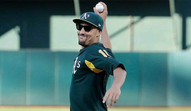汤神:夏天玩棒球只为调节 新季会捍卫总冠军