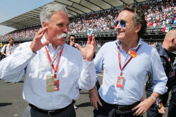 【F1新闻直播室】F1赛事总监:我喜欢赛道女郎