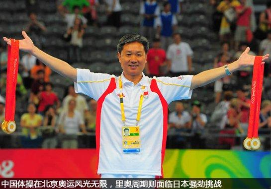 【深度】日本体操称霸世界?中国说不!