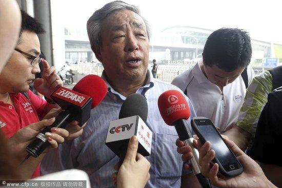 领导:媒体别老盯孙杨的毛病 对年轻人要宽容