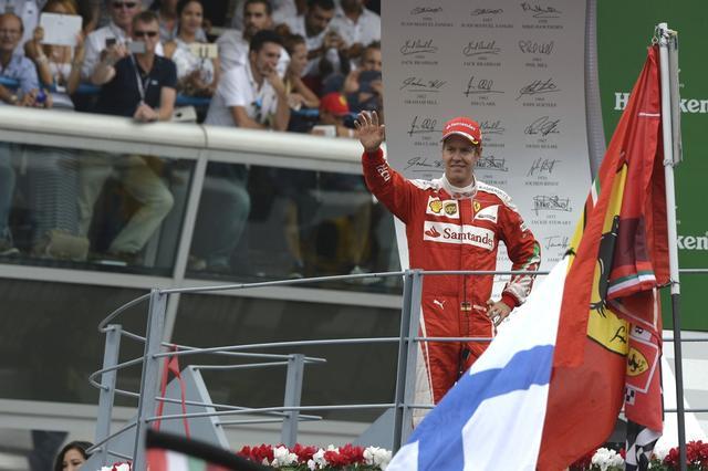 F1中国大奖赛观察:流水的新看点 铁打的精彩