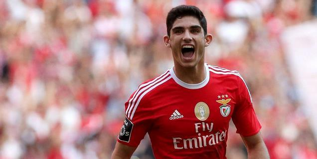 Arsenal want to buy Portuguese Benfica magic wing genius was known C Luo successor