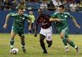 视频:米兰点球5-3胜希腊劲旅 门线误判再现