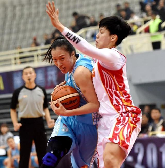 WCBA-山西1分险胜广东 北京惜败河南邵婷14+5