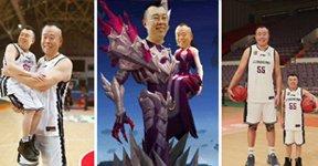 中国篮坛P图秀