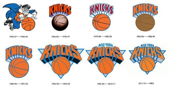 一文读懂NBA30强队标演变史 看完都能成为真球迷