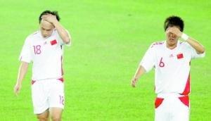 国奥创亚运最差成绩 韩国进第三球
