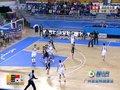 中国队篮板球占据优势