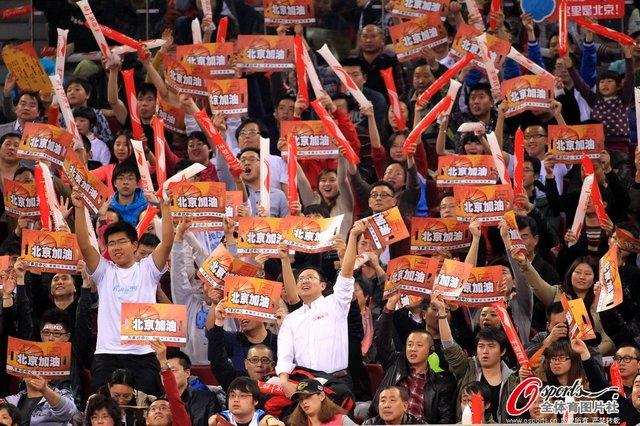 北京证实季后赛仍留五棵松 回归球迷热盼福地
