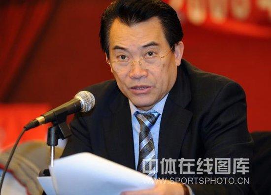 刘凤岩任世界羽联副主席 称是荣誉更是责任